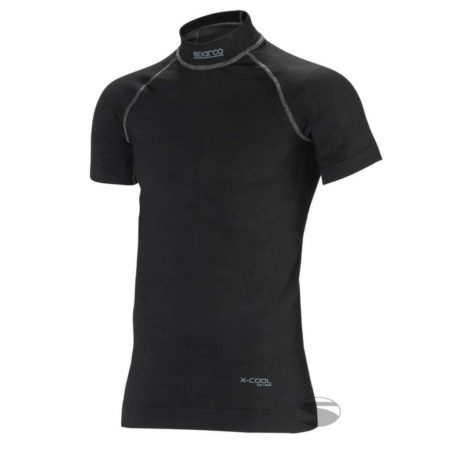 Sparco Shield RW-9 Short Sleeve Top in Black
