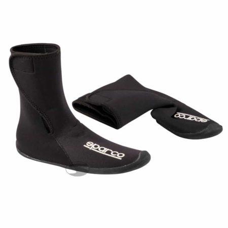 Sparco Neoprene Waterproof Overshoes