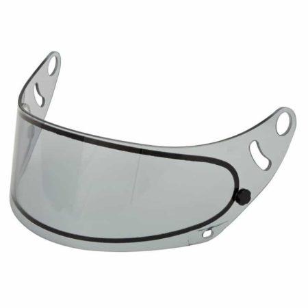 Arai Dual Pane Light Smoke Visor For GP-6 RC - GP-6 - GP6S - SK-6 Helmets
