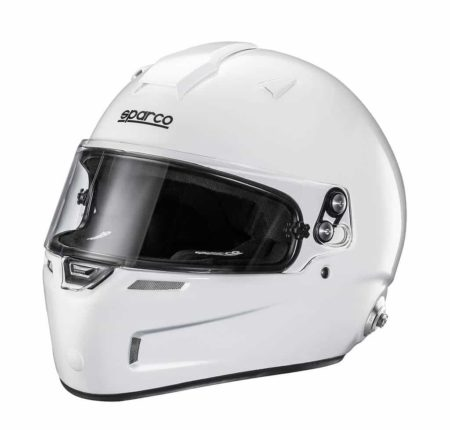 Sparco Air Pro RF-5W Helmet in White
