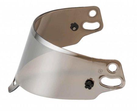 Sparco Silver Mirrored Visor For RF / KF Helmets