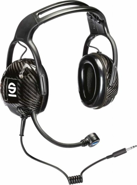 Sparco Practice Headset For IS-110 Intercom Amplifier