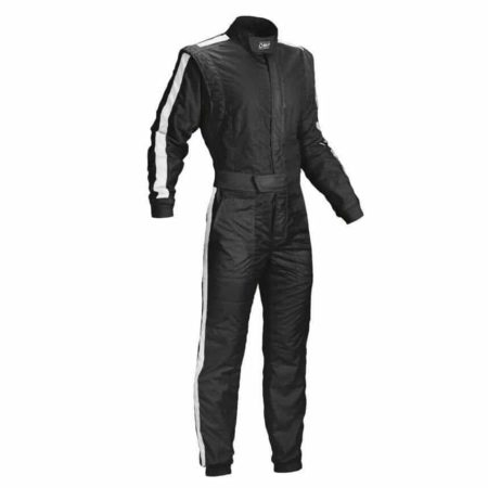 OMP Vintage One Race Suit in Black
