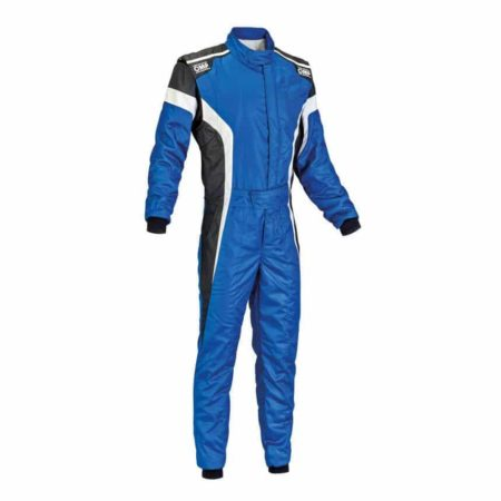 OMP Tecnica S Race Suit in Blue