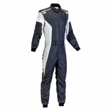 OMP Tecnica S Race Suit in Black