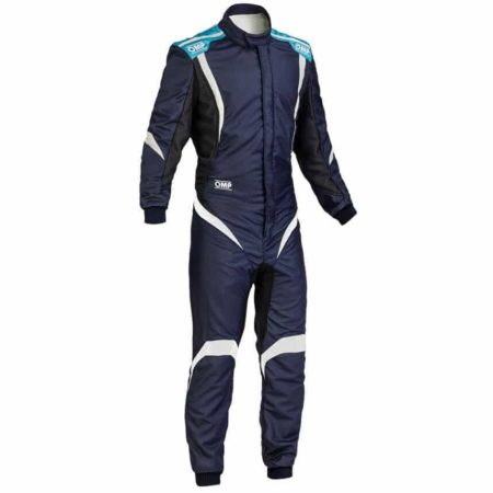 OMP One S1 Race Suit in Dark Blue