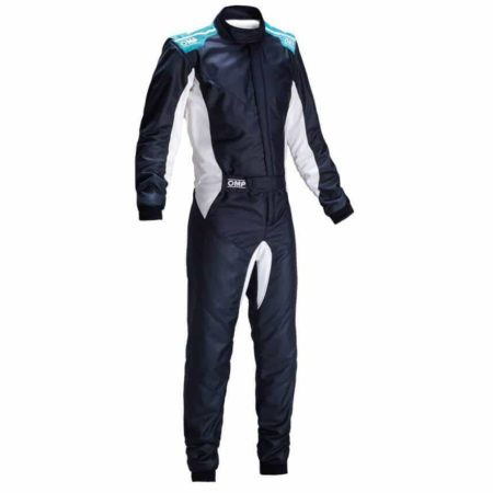 OMP One S Race Suit in Blue