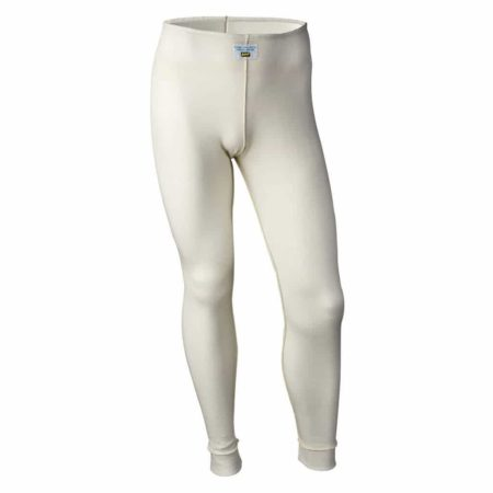 OMP First Long Johns in White