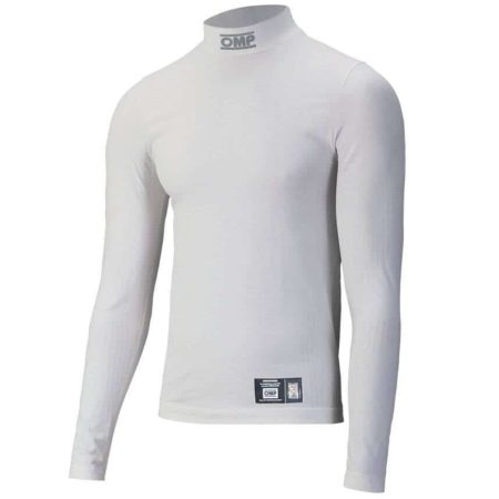 OMP Tecnica Long Sleeve Top in White