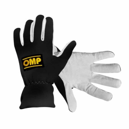 OMP New Rally Race Gloves in Black