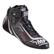 OMP One Evo Race Boots in Black