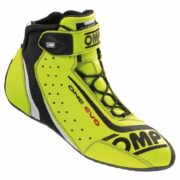 OMP One Evo Race Boots in Yellow