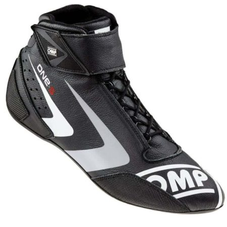 OMP One S Race Boots in Black