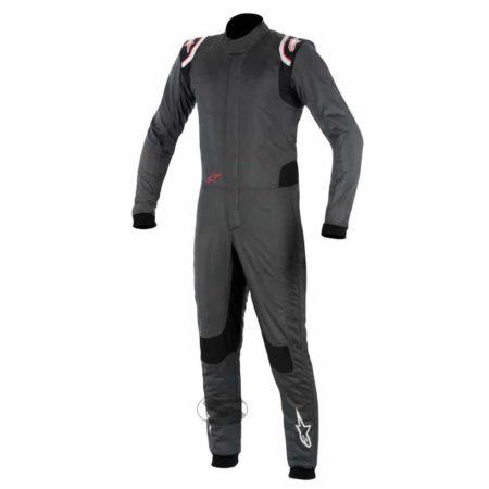 Alpinestars Supertech Racing Suit in Anthracite