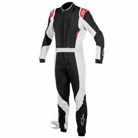 Alpinestars GP Pro Race Suit in Black & Red