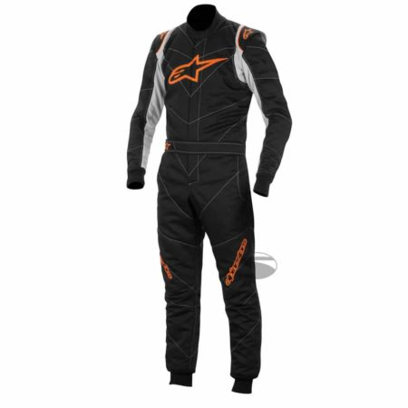 Alpinestars GP Race Suit in Black