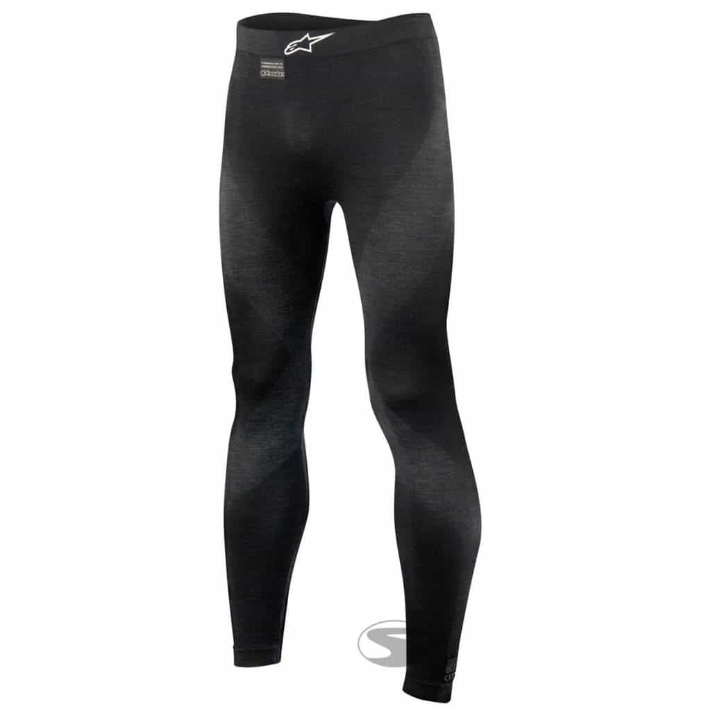 1439dbdd35ac Alpinestars ZX Evo Fireproof Bottoms in Black - Available at Driver 61