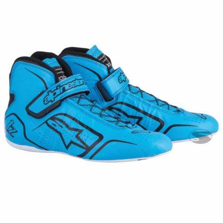 Alpinestars Tech 1-Z Race Boots in Blue