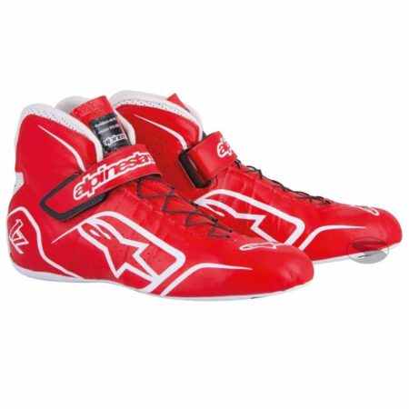 Alpinestars Tech 1-Z Race Boots in Red