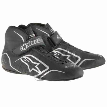 Alpinestars Tech 1-Z Race Boots in Black & Anthracite