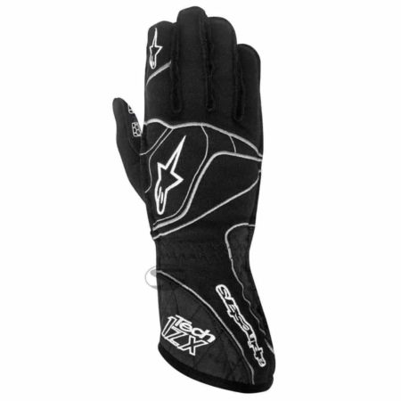 Alpinestars Tech 1-ZX Racing Gloves in Black