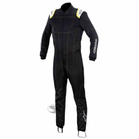 Alpinestars  KMX-1 Kart Suit in Black & Orange