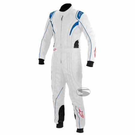 Alpinestars K-MX 5 Kart Suit in White