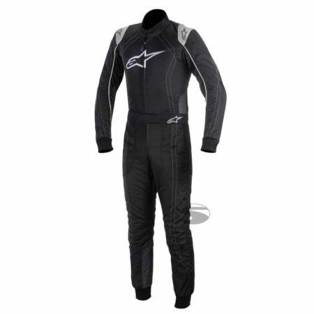 Alpinestars K-MX 9 Kart Suit in Black