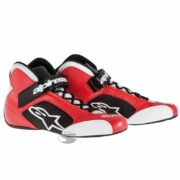 Alpinestars Tech 1-K Kart Boots in Red