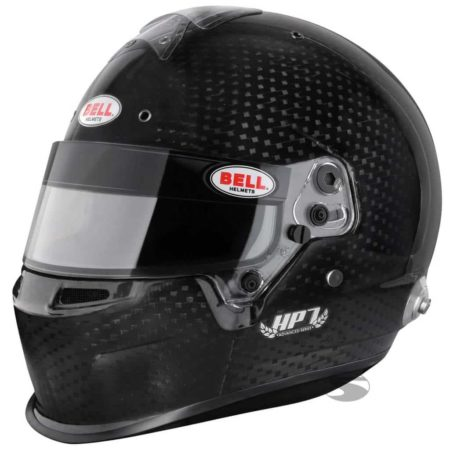 "Bell HP7 Full Face Carbon Helmet with ""Duckbill"" Chin Spoiler"