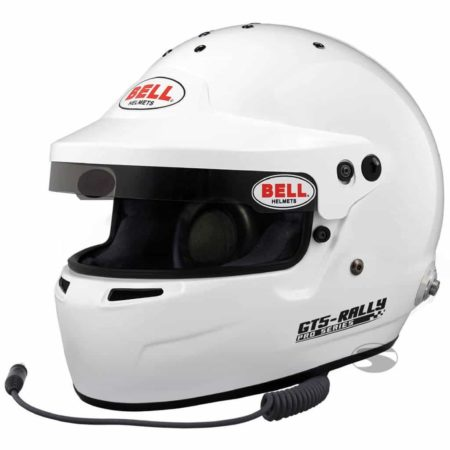 Bell GT5 Rally Helmet with Peltor compatible Intercom System