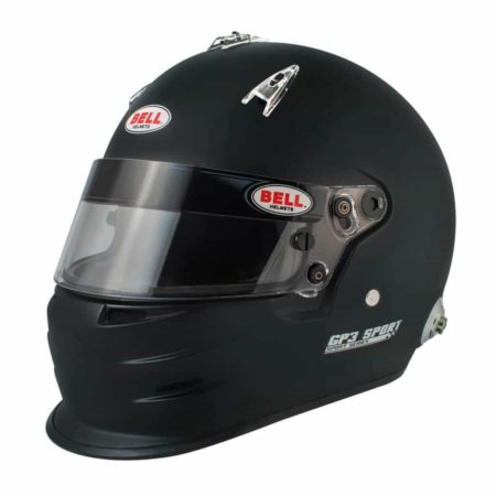 Bell GP3 Sport Matt Black Full Face Helmet