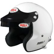 Bell Mag 1 Open Face Helmet in White
