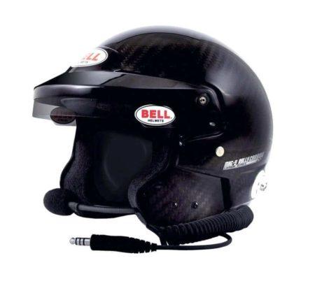 Bell Mag 9 Carbon Rally Helmet - Built in Intercom
