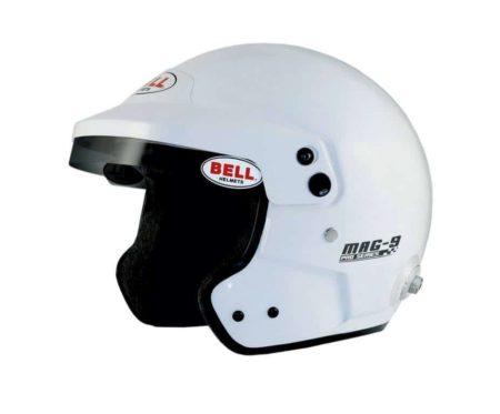 Bell Mag 9 Pro Open Face Rally Helmet