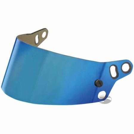 Bell Visor For GT5 & Sport 5 Helmets Anti Fog in Blue Mirrored