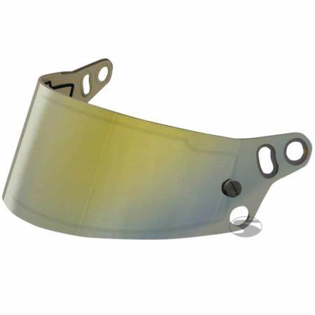 Bell Visor For RS3 / GP3 / KF3 & KC3 Helmets in Gold Mirror