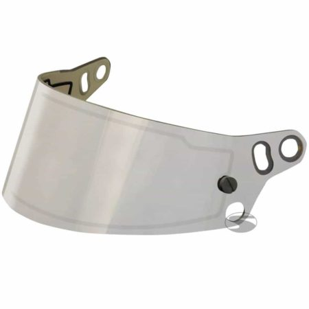 Bell Visor For RS3 / GP3 / KF3 & KC3 Helmets in Silver Mirror