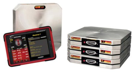 Longacre Corner Weight Scales XLi Dual Cell WL