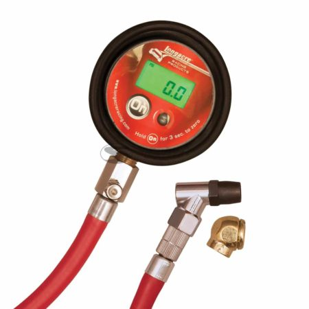 Longacre Digital Air Pressure Gauge
