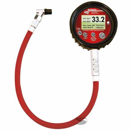 Longacre Digital Air Pressure Tester with Integrated Temperature Measurement