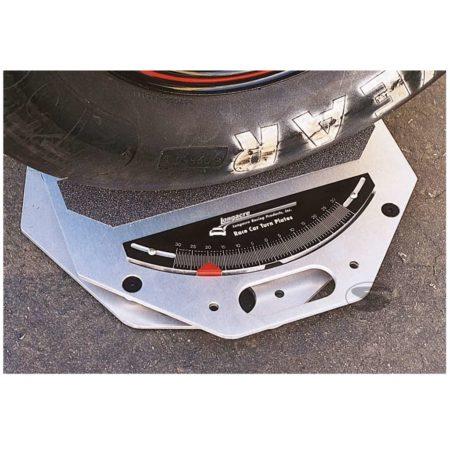 Longacre Lightweight Aluminium Turn Plates