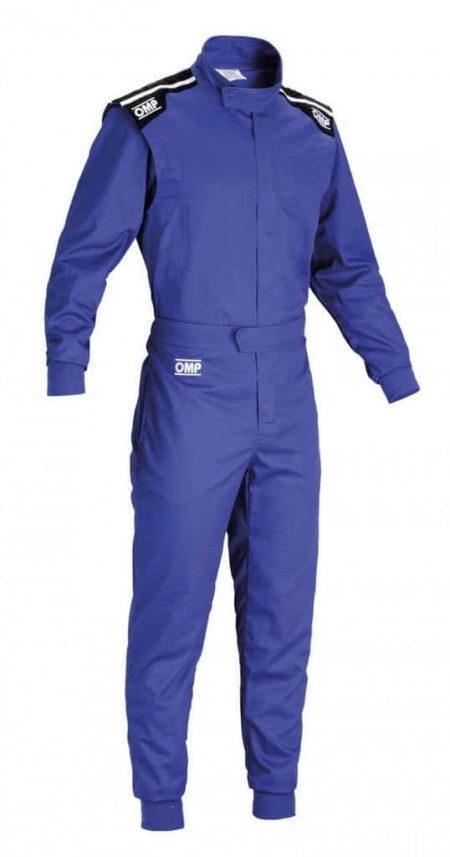 OMP Summer-K Kart Suit in Blue