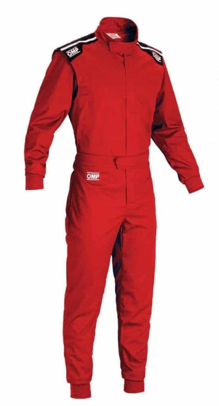 OMP Summer-K Kart Suit in Red