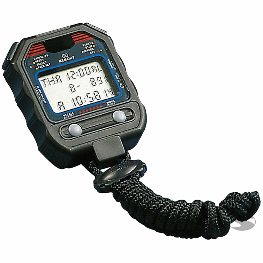 Professional Stopwatch - Available at Driver 61