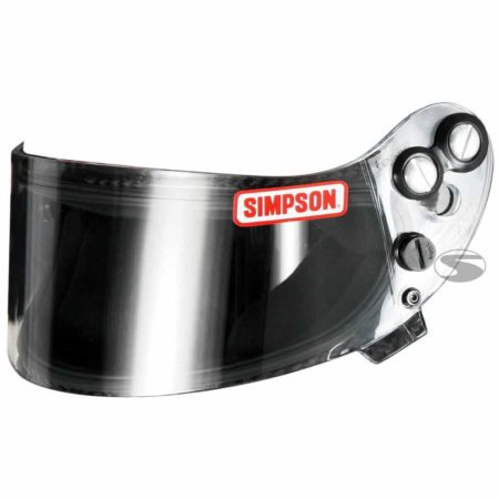 Replacement Clear Visor for Simpson Devil Ray