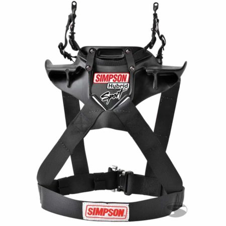 Simpson Hybrid System Sport Head & Neck Restraint