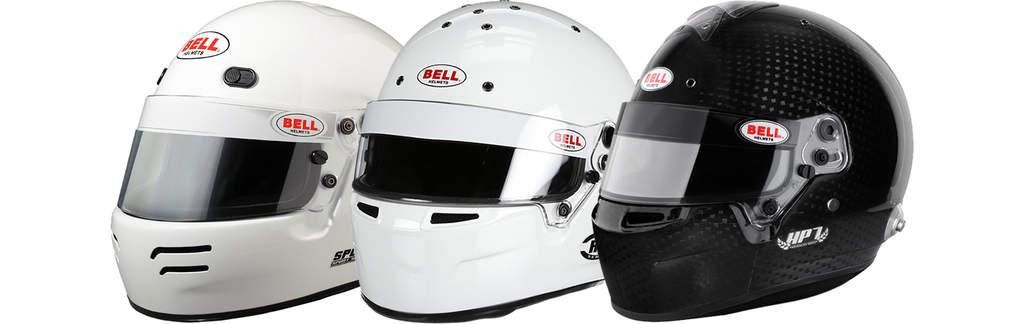 Fibreglass v Composite v Carbon Racing Helmet