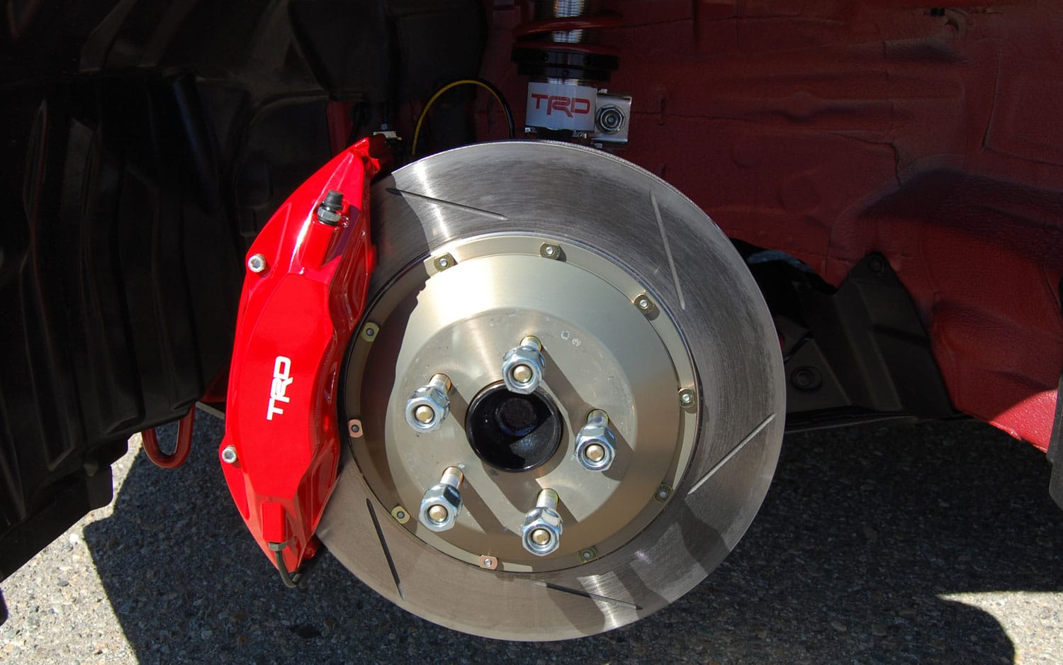 How To Correctly Bed In Your Brakes on a Track or Test Day