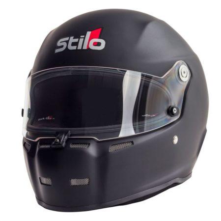 Stilo ST5 CMR Kart Helmet In Black - SLOAA0711AH4PXS